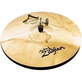 this item zildjian a custom 14 hi hat cymbals pair