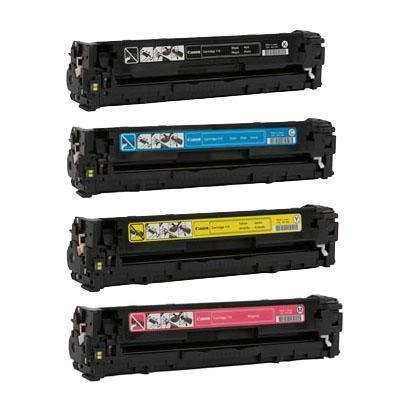 Canon 116 Combo Pack Of 4 Color Toners Manufactured By Canon (1 of BK, C, Y, M) for ImageClass MF8050cn, Office Central