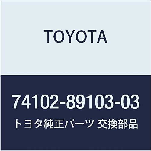 Toyota 74102-89103-03 Ash Receptacle Assembly