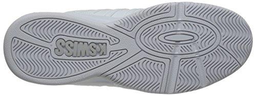 K-Swiss Damen Vendy II Sneaker Weißsilber