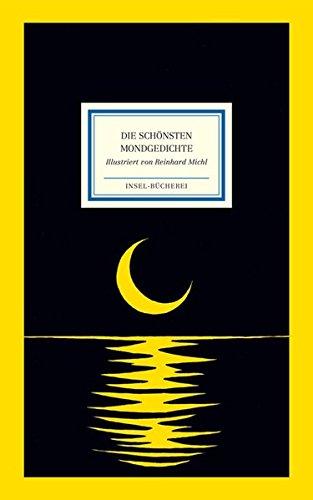 Die schönsten Mondgedichte (Insel-Bücherei)