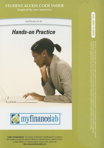 Myfinancelab With Pearson Etext    Access Card    For Personal Finance  Turning Money Into Wealth  Myfinancelab  Access Codes