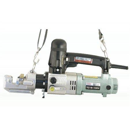 アーム産業 電動油圧式鉄筋カッター セット TC16-100V B06WCZ8W1K