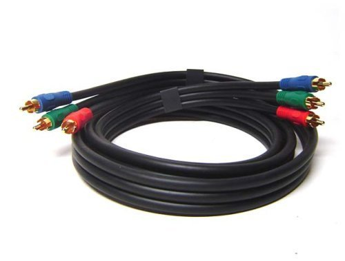 New 6Ft 3 RCA Component Video Cable FOR HDTV DVD VCR 3 Rca Component Video