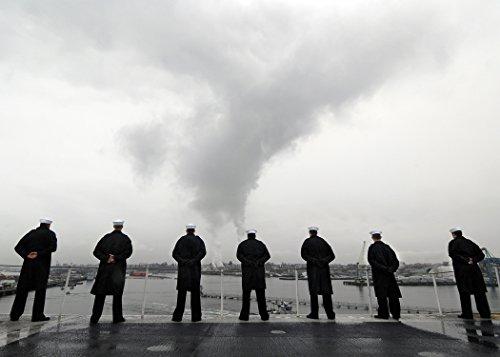 Home Comforts Sailors aboard the Nimitz-class aircraft carri