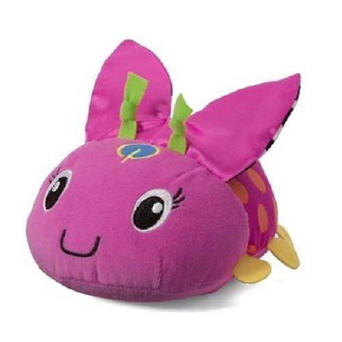 Infantino Baby Bugs (Infantino Musical Mover Shaker Ladybug Pink and Orange by)