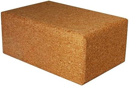 Large Cork Yoga Block 9