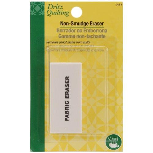 Pencil Fabric Eraser - Dritz Quilting 3088 Fabric Eraser