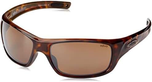 Revo Guide II RE 4073 Polarized Rectangular Sunglasses