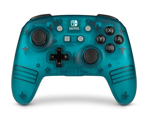 PowerA Enhanced Wireless Controller for Nintendo Switch Teal Frost 1