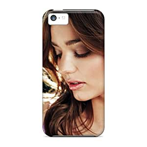 Iphone 5c Cases Covers - Slim Fit Protector Shock Absorbent Cases (miranda Kerr 4)