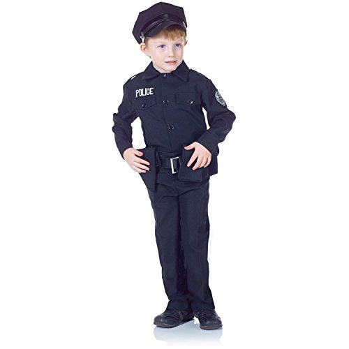 Police Uniform For Kids - Morris Policeman Set, Small (4-6 Months)