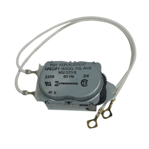 Intermatic Time Clock Replacement Pool Timer Motor 125V WG1570-10D/WG1570-5