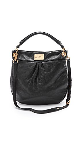 Black Marc by Jacobs Marc Hillier Hobo Q Classic Women's 4wr8Fndqw