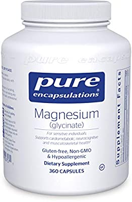 Pure Encapsulations - Magnesium (Glycinate)