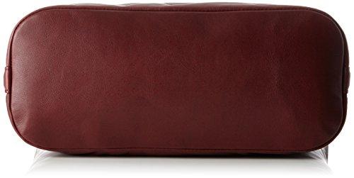 BREEStockholm 5 - Bolsa de Asa Superior Mujer Rojo - Rot (port 170)