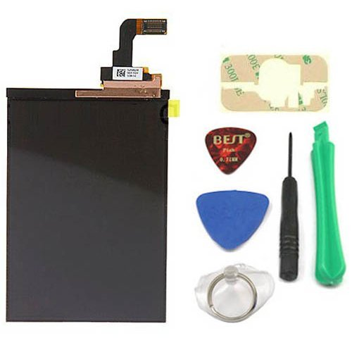 Replacement LCD Screen Display for Iphone 3GS 16GB and 32GB w/ 6 Repair Tools - Iphone 3gs Cracked