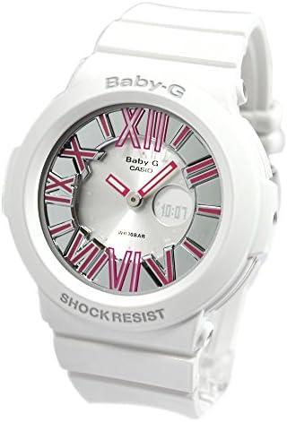 カシオ BABY-G 腕時計 ネオンダイアルシリーズ ホワイト BGA-160-7B2 [並行輸入品]