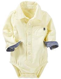 OshKosh B'gosh Baby Boys' Button Bodysuit