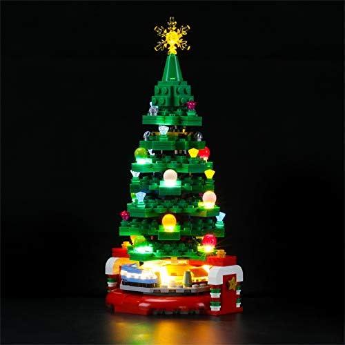 LIGHTAILING Licht-Set Für (Weihnachtsbaum) Modell - LED Licht-Set Kompatibel Mit Lego 40338(Modell Nicht Enthalten)