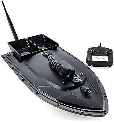 Goolsky Flytec 2011-5 500M Wireless RC Fishing Bait Boat 2 Motors Fish Boat