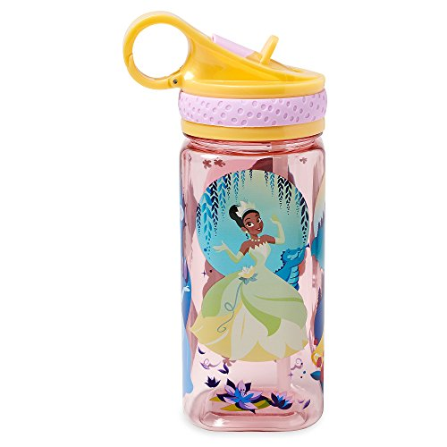 Disney Disney Princess Water Bottle with Built-In -