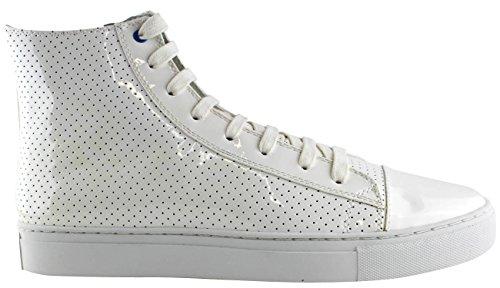 Android Homme Heren Hoge Top Sneaker Schoenen Crème 599-50