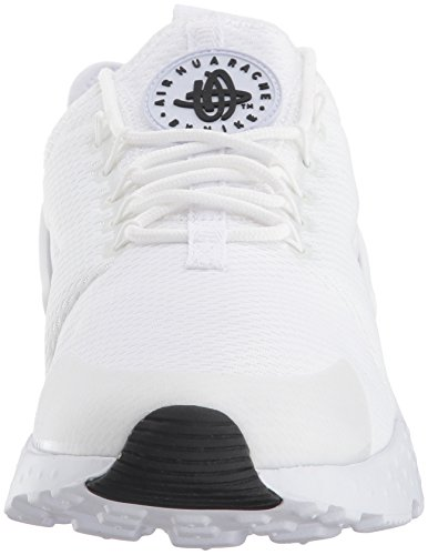 Donna Ginnastica White Huarache Black White Ultra White da Nike Air Scarpe Basse Run Avorio Aqwp81Y