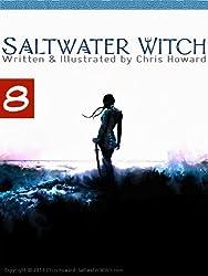 Saltwater Witch (Comic # 8) (Saltwater Witch Comic)