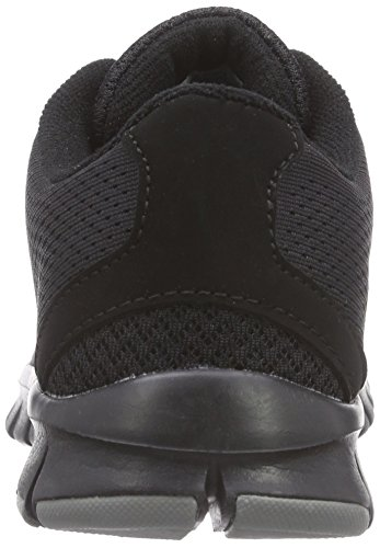 1611 Sunrise Unisex Gray Footwear Low Adults Top Black Trainers Unisex Grey Kappa Grau dqvwEd