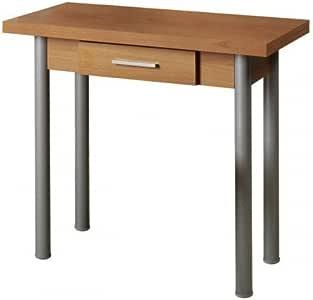 Mesa de cocina modelo libro - Verde: Amazon.es: Hogar