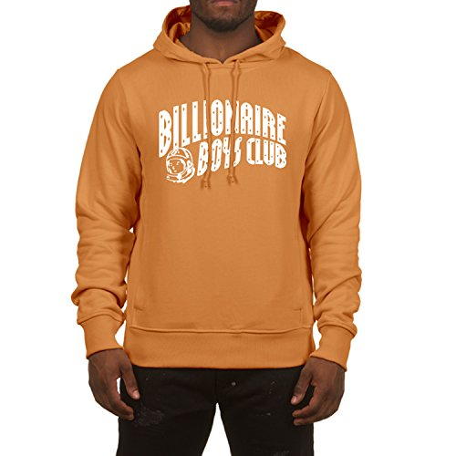 Billionaire Boys Club Arch Logo Pullover Hoodie In Apricot Nectar 881-1306 (2XL)