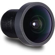 Vicdozia 2.5mm Replacement 170 Degree Wide Angle Camera DV Lens for Gopro HD Hero, Hero 2 3, SJCAM SJ4000 SJ5000, HS1177 Runcam Swift FPV Cameras