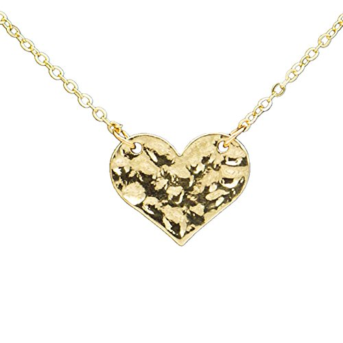 Boosic Infinity Pendant Necklace Golden