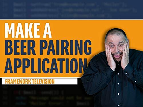 Make a Beer Pairing App ()