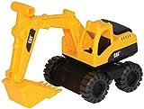"Caterpillar Excavator Construction Toys Mini Machine Push-powered 7"""