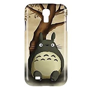 My Neighbor Totoro Tonari no Totoro Snap on Plastic Case Cover Compatible with Samsung Galaxy S4 GS4