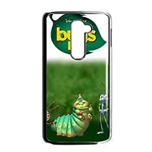 (TJCH) Bugs Life LG G2 Cell Phone Case Black