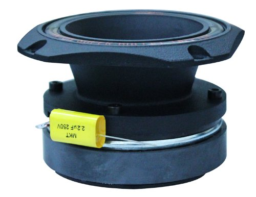 Absolute USA PBT43B 4-Inch Titanium Bullet High Compression Tweeter with 11 Oz Ferrite Magnet by Absolute (Image #6)