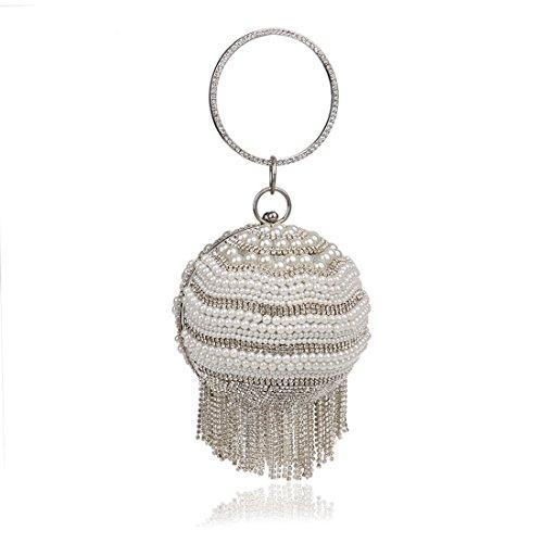 Silver Pochette pour Silver FUBULE Argent Femme wXqxng0