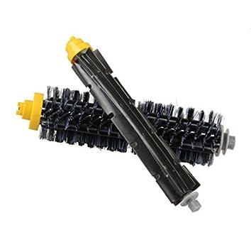 Malloom® 1 par Cepillo de cerdas, cepillos de rodillos para Irobot Roomba 620 630 650: Amazon.es: Electrónica
