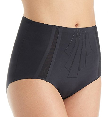 Chantelle Shape Light Smoothing Full Brief Panty (2858) L/Black