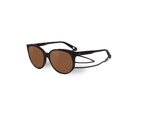 Amazon.com: Auténtica marca Vuarnet Pure Brown VL 1609 0002 ...