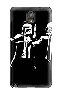 For Galaxy Note 3 Protector Case Star Wars Darth Vader Gun Simple Goodwp Phone Cover