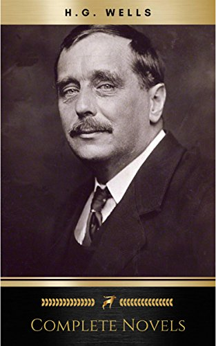 #freebooks – Complete Novels of H.G. Wells (Author)