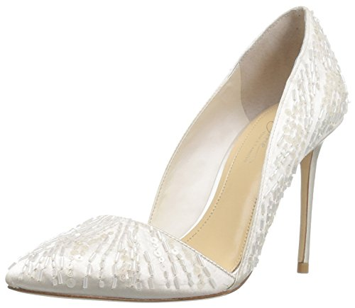 Imagine Vince Camuto Women's Im-OVA Dress Pump, Ivory, 9 M US