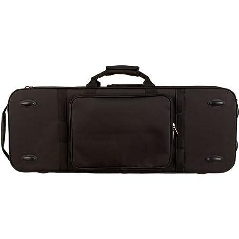 Black Pro Tec PS2165DLX Deluxe Viola PRO PAC Case