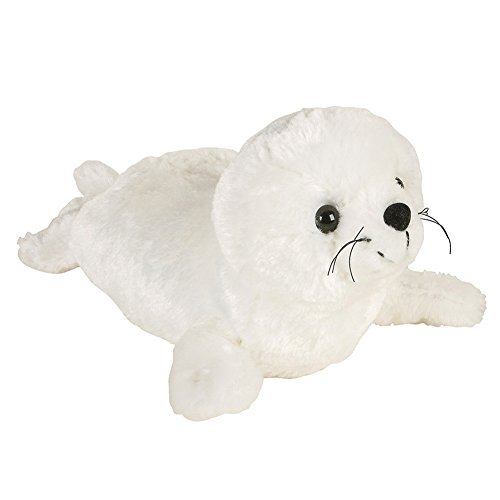 Harp Seal Plush Toy