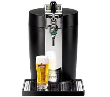 Krups VB5020 5L Dispensador de cerveza de barril grifo de cerveza - Tirador de cerveza (6,12 kg, 431 x 254 x 433 mm): Amazon.es: Hogar