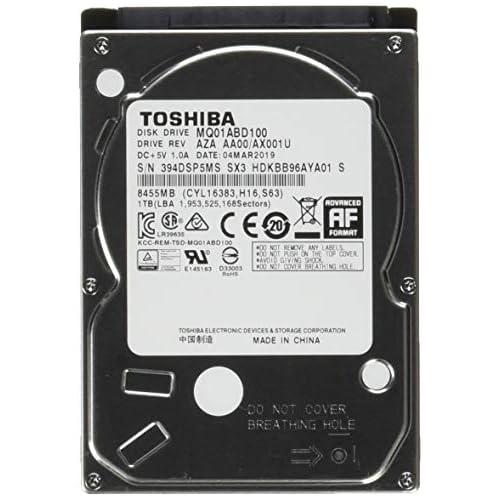 chollos oferta descuentos barato Toshiba MQ01ABD0100 Disco duro interno 2 5 1TB
